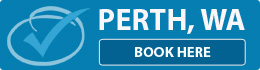 Perth booking icon